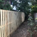 Ashmore Fencing landscape project
