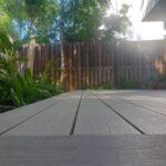 Ashmore decking landscape project