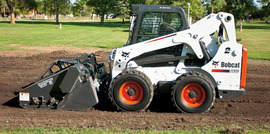 Landscaping excavations and site leveling services on the Gold Coast