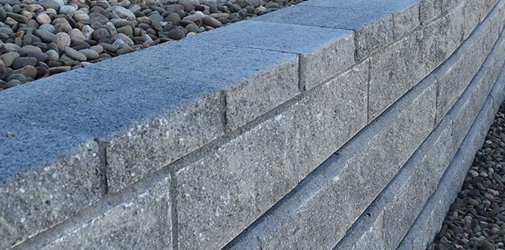 Landscaping excavations and retaining wall specialists