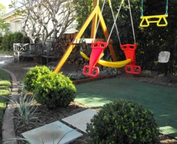 Child friendly landscapes