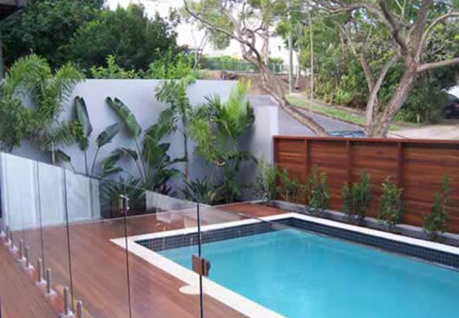 Poolscapes and landscaping Gold Coast