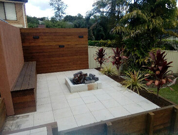 Firepits and hardscape experts