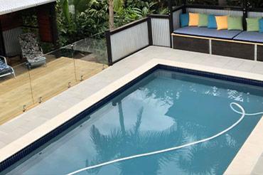 Gold Coast pool renovations.