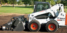 Site preparation and landscaping