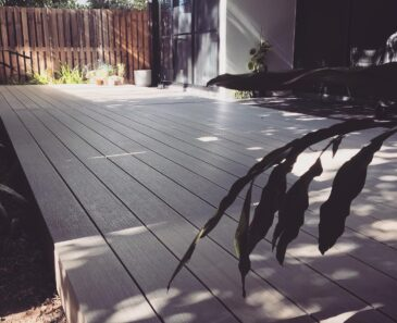 Decking specialists on the Gold Coast