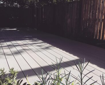 Decking contractors on the Gold Coast