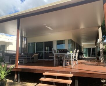 Decking and outdoor spaces
