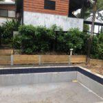 Pool renovations.