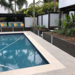 Tropical landscape design poolscapes on the Gold Coast