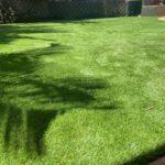 Artificial grass installment
